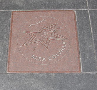 Alex Colville - Alex Colville Star on Canada's Walk of Fame