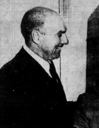 Alex Hannum - Hannum in 1969
