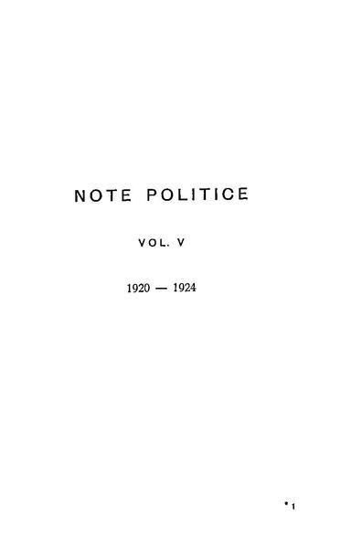 File:Alexandru Marghiloman - Note politice. Volumul 5 - 1920-1924.pdf