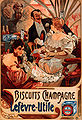Alfons Mucha - 1896 - Biscuits Champagne-Lefèvre-Utile.jpg