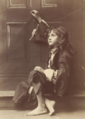 Alfred Ellis. Guy Little Theatrical Photograph.png