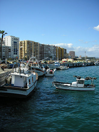Algeciras - Fishing port in Algeciras