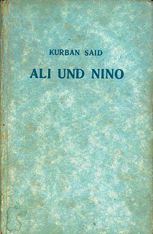 Ali and nino kitab evi