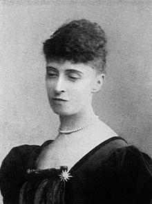 Poet Alice Meynell