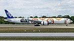 All Nippon Airways (Star Wars - BB-8 livery) Boeing 777-300ER (JA789A) at Frankfurt Airport (12).jpg