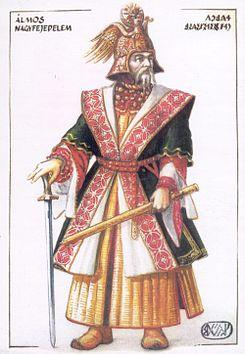 Gran Príncipe Álmos