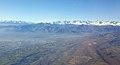 Alps seen from an airplane flight.jpg