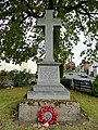 Alrewas War Memorial, Staffordshire - geograph.org.uk - 1588072.jpg