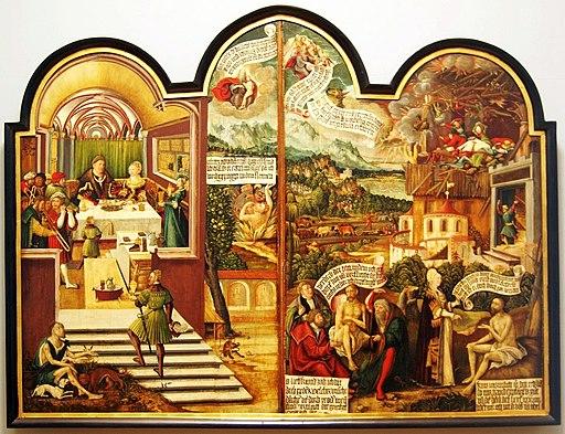 Altdorfer Parable of Lazarus