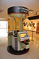 Alternative Fuels - Emerging Technologies Gallery - Science Exploration Hall - Science City - Kolkata 2016-02-22 0459.JPG