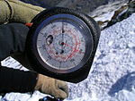Altimeter on Summit of Matterhorn.JPG