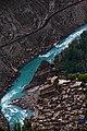 Altit Fort, Karakoram Highway and Hunza River.jpg