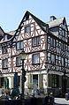 Altstadt Koblenz, Fachwerkbau Gemüsegasse Ecke Florinsmarkt.jpg