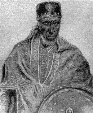 Ras Alula - Ras Alula Engida in 1890.