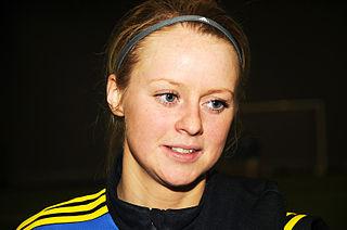 Amanda Ilestedt association football player
