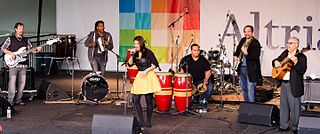 Bachata (music) Music genre from the Dominican Republic