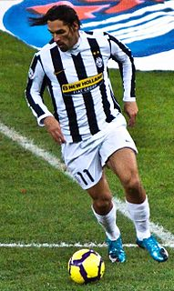 Amauri Brazilian-born Italian footballer