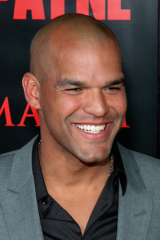 Amaury Nolasco - Nolasco attending the premiere of Max Payne, October 13, 2008, Los Angeles, California