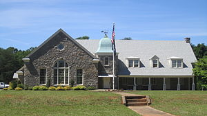 National Register of Historic Places listings in Spartanburg County, South Carolina - Image: American Legion Hall
