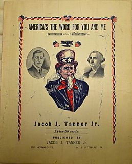 Americas the Word for You and Me song