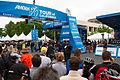 Amgen Tour of California, Santa Rosa, starting area.jpg