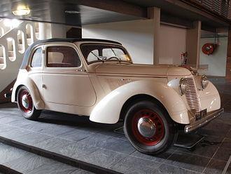 Amilcar - Amilcar Compound (ca 1939)