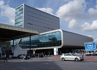 Eurovision Song Contest 1970 - RAI Congrescentrum, Amsterdam - host venue of the 1970 contest.