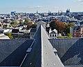 Amsterdam Westerkerk Blick vom Turm aufs Dach 4.jpg