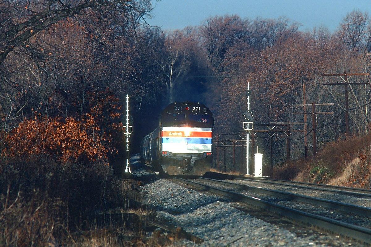 Blue Ridge  Train