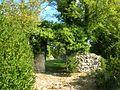 Ancien cimetière, au bas du castellas du bouquet 2.jpg