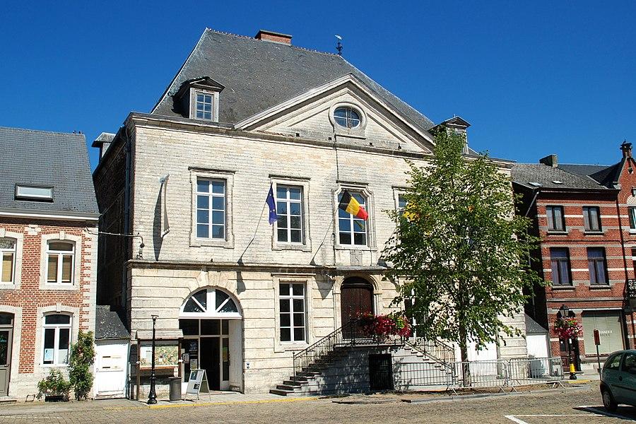Belgique - Brabant wallon - Ancien hôtel de ville de Jodoigne