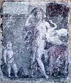 Ancient Roman fresco in the House of the Golden Cupids (Pompeii)- II.jpg