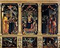 Andrea Mantegna - The San Zeno Polyptych - WGA13967.jpg