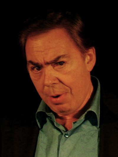 Picture of a band or musician: Andrew Lloyd Webber