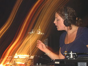 Annie Mac - Annie Mac in Brighton, 2006