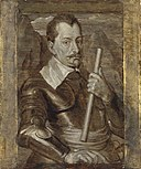 Anthonis van Dyck (Werkstatt) - Albrecht von Wallenstein - 84 - Bavarian State Painting Collections.jpg