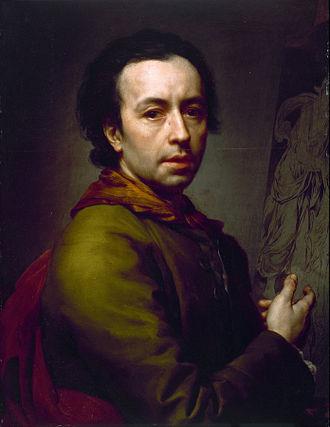 Anton Raphael Mengs - Self-portrait, 1774