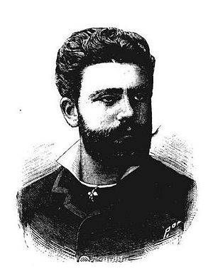 António D'Andrade - Image: Antonio D'Andrade 1887