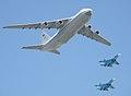 "Antonov An-124 ""RUSLAN"", Sukhoi Su-27 (4258534765).jpg"