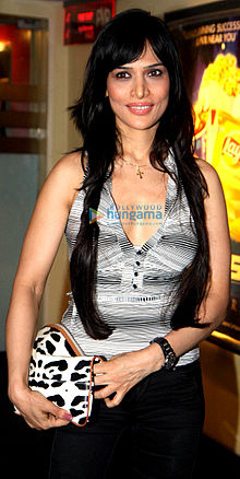 Anupama Verma at the premiere of 'The Saint'.jpg
