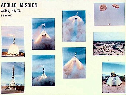 Apollo Test Report Apollo Pad Abort Test Nov