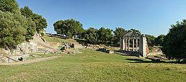 Apollonia, Albania - panorama (by Pudelek).JPG