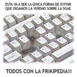 La Frikipedia - Campaign to re-open the Frikipedia.