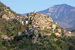 Apricale – Panorama