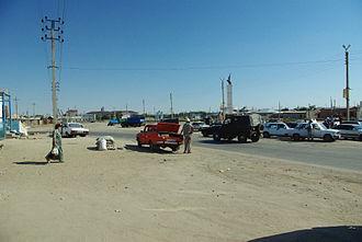 Aral, Kazakhstan - Square in Aral