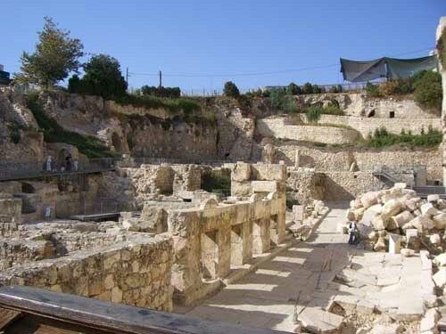 Archeological park 5