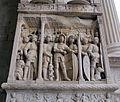 Arco trionfale del Castel Nuovo, 18, rientro vittorioso di alfonso.JPG
