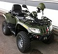 Arctic Cat ATV Finnish Border Guard 20100918.jpg