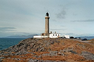 Ardnamurchan Lighthouse - Ardnamurchan Lighthouse