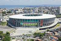 200px Arena Fonte Nova External View - FIFA World Cup 2014 Match Schedule & Live Streaming